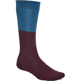POC Essential Calze Donna rosso/blu